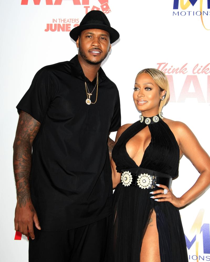 LaLa Anthony is 'Still Figuring Out' Her Relationship with Carmelo Anthony