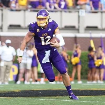 The Kid Gets to Start for ECU This Saturday