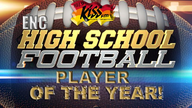 Vote For High School Football Player Of The Year!