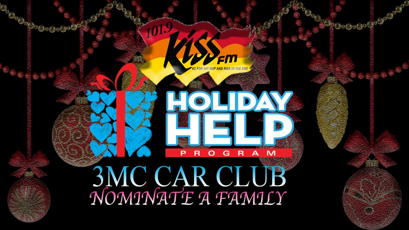 101.9 Kiss & 3MC Car Club Looking for a Family to Adopt!