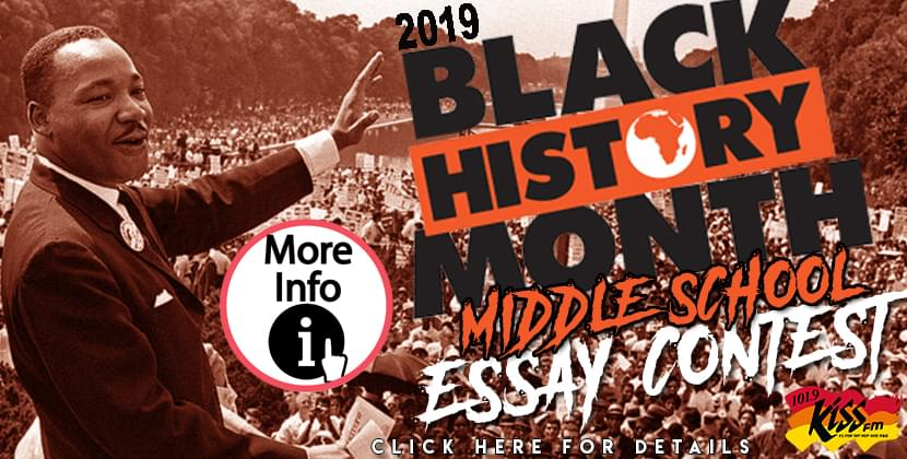 Nd Annual Black History Month Essay Contest  Wiksfm Nd Annual Black History Month Essay Contest Synthesis Essay Introduction Example also Science Topics For Essays  Business Argumentative Essay Topics