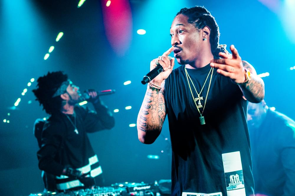 Future Does Free Bandz Radio Talking Very Openly About Russell Wilson, Wendy Williams, His Baby Momma's and His Album