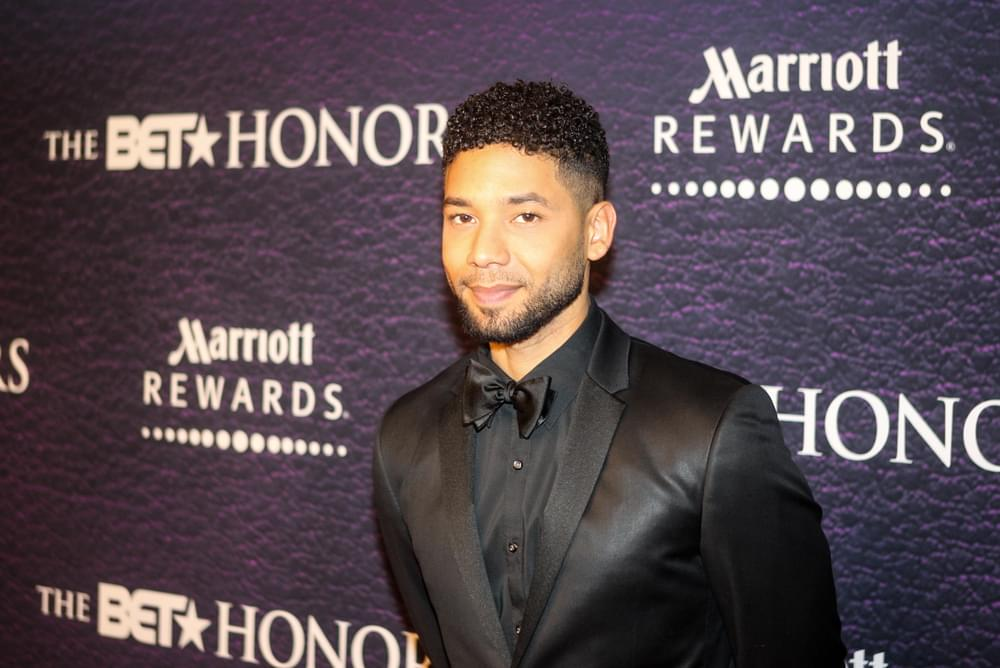 "Jussie Smollett Screen Time Cut on ""Empire"" Following Sandal"