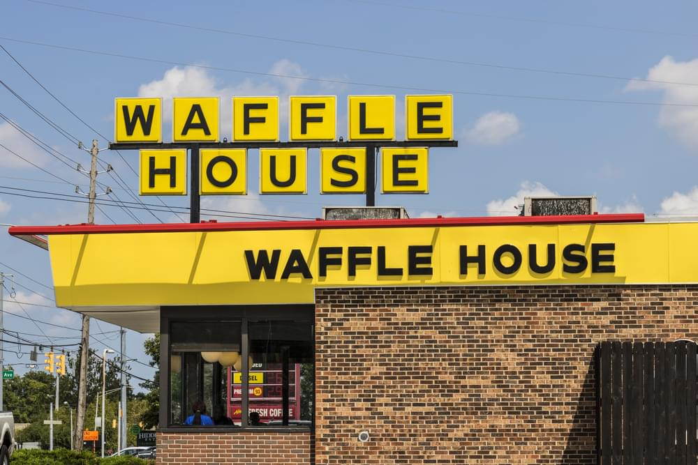 Waffle House Is Getting Fancy for Valentine's Day!