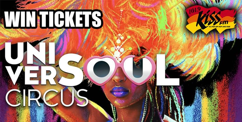 Universoul Circus March 20th-March 31st
