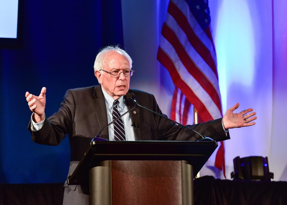 Bernie Sanders Announces 2020 Presidential Run
