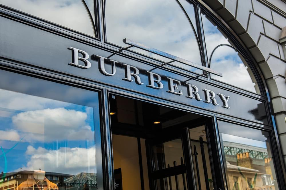 Burberry Apologizes for Hoodie Design with A Noose Around the Neck