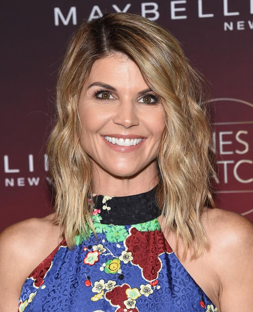 Lori Loughlin Turns Herself In for College Admissions Bribery Case