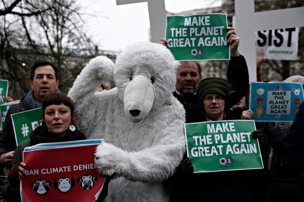 Global Climate Strike Taking Place Today