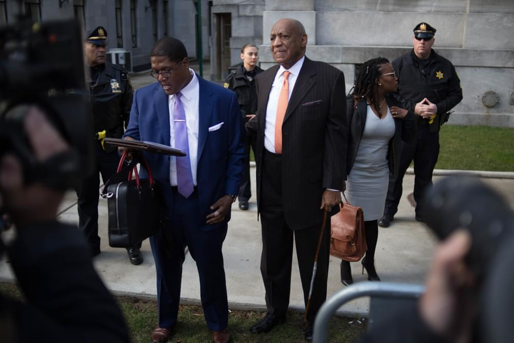 Bill Cosby Wants Out on Bail While Pursing An Appeal