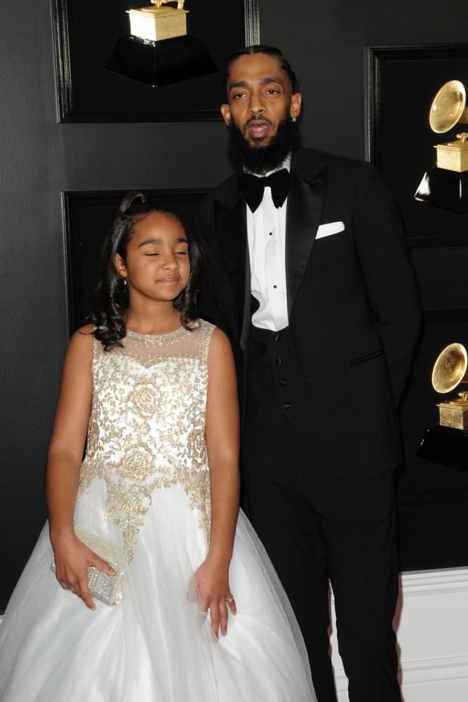 Nipsey Hussle's Sister Keeps Custody of Daughter