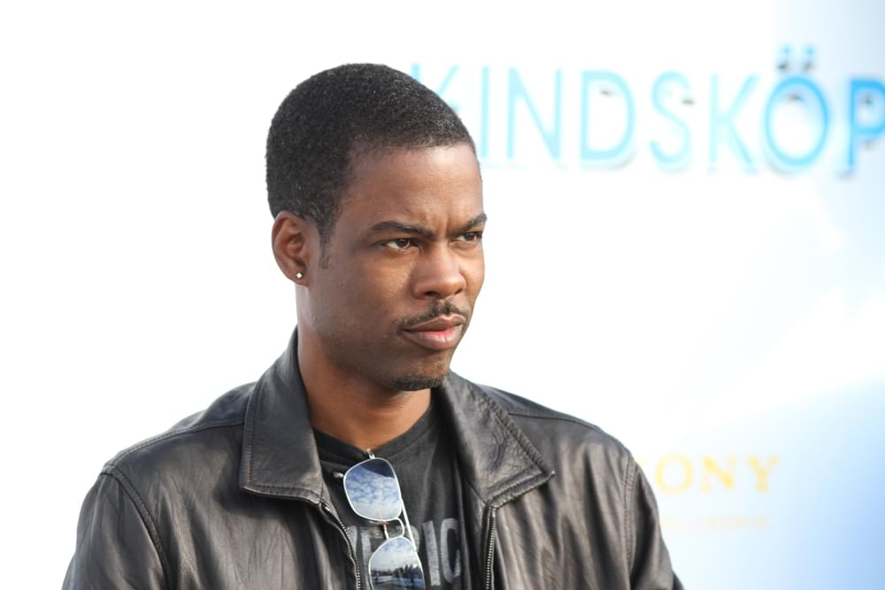 "Chris Rock Is Trying Horror with New ""Saw"" Movie Franchise"