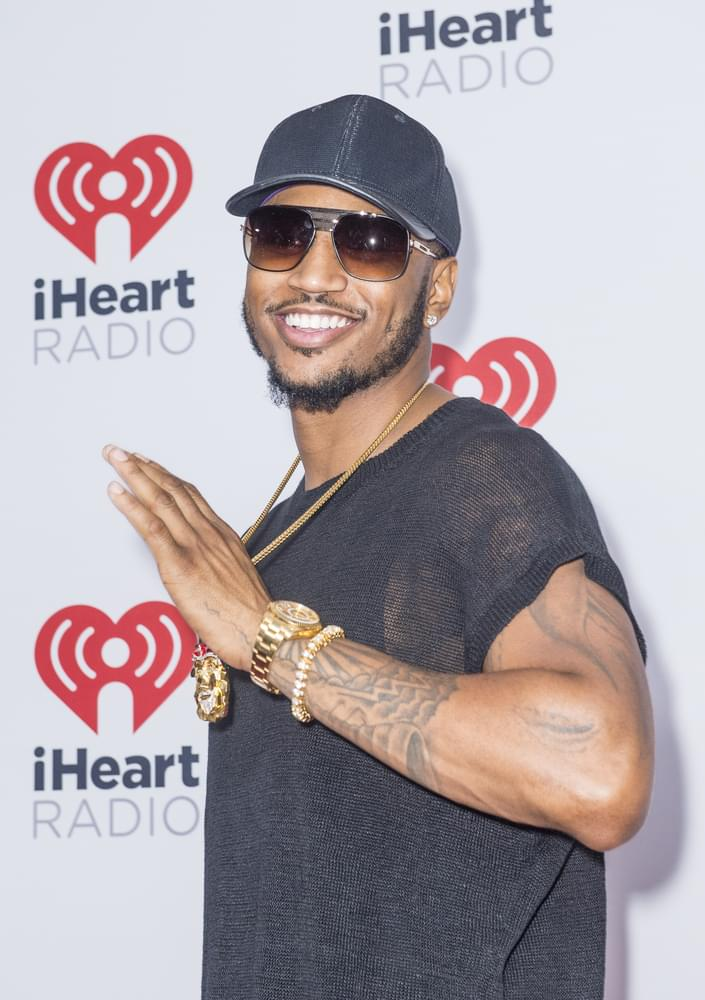 Trey Songz Welcomes A Baby Boy!