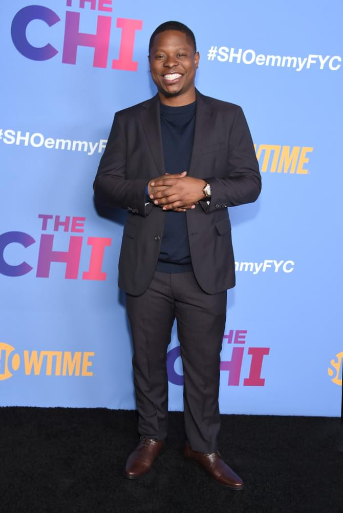 "Jason Mitchell Dropped from ""The Chi"" After Misconduct Allegations"