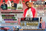 Nu Planet Entertainment Pre 4th of July Bash