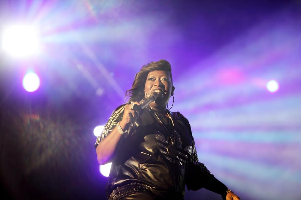 Missy Elliott Inducted into The Songwriters Hall of Fame