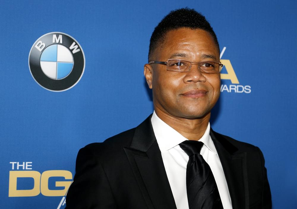 Cuba Gooding Jr. Turns Himself In For Allegedly Groping a Woman
