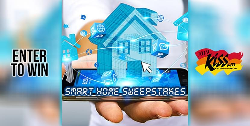 Smart Home Sweepstakes