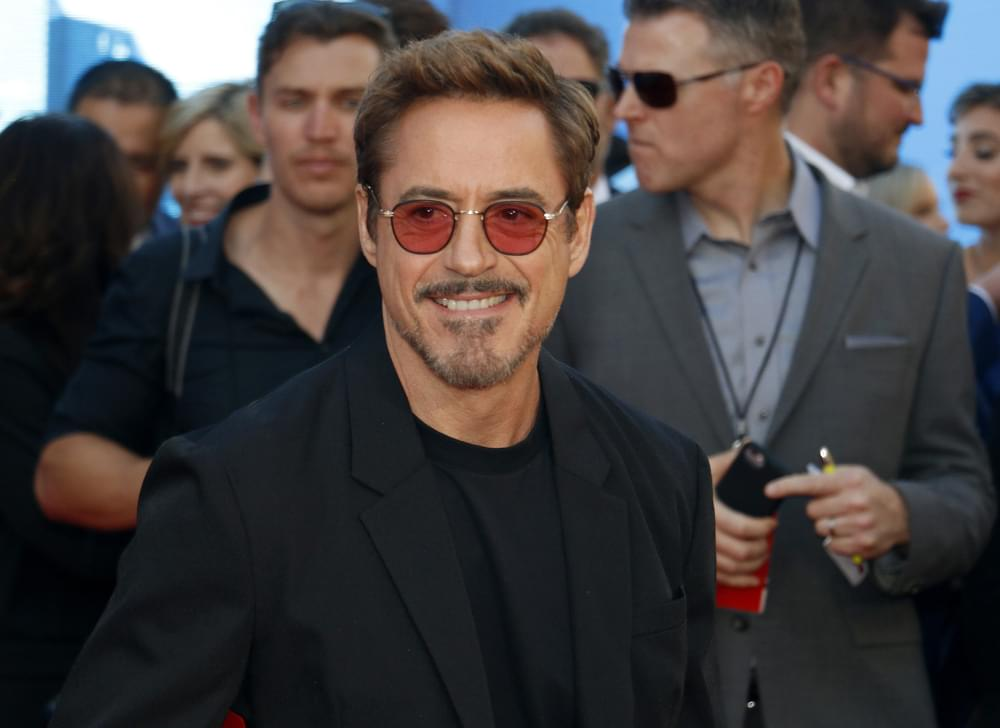 Robert Downey Jr. Posts A Message on Instagram for Paige Winter, the 17-year-old shark attack survivor