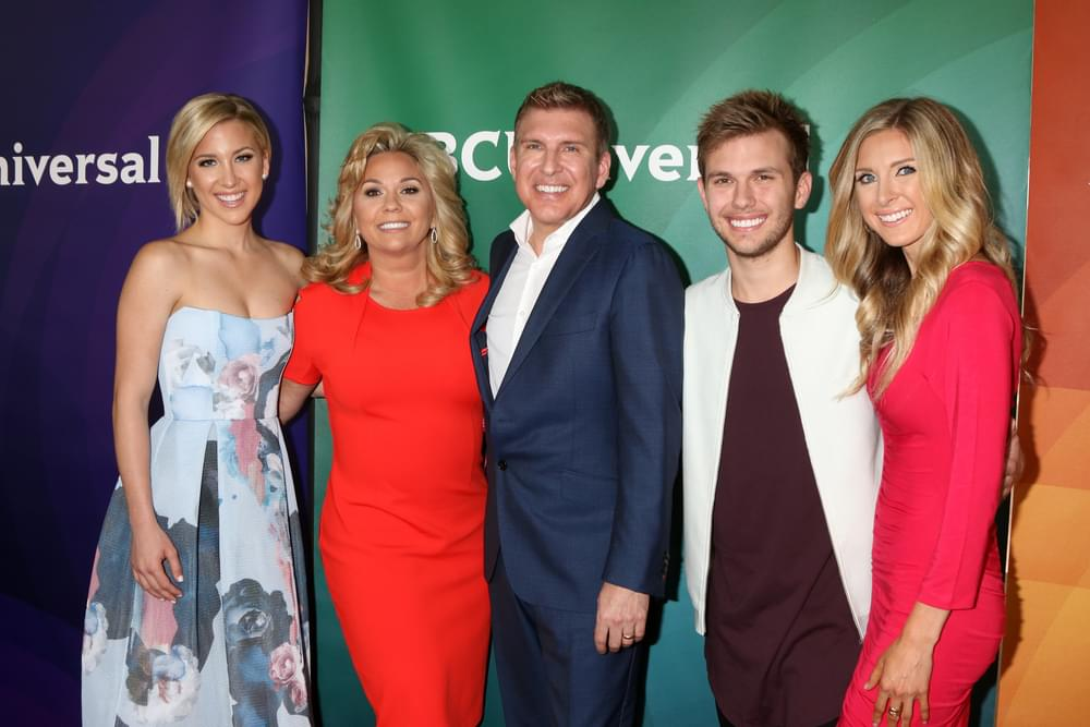 Todd and Julie Chrisley Turn Themselves in on Tax Evasion Charges