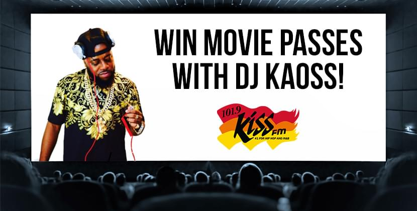 Win Movie Passes During The Most Wanted 7 @ 7