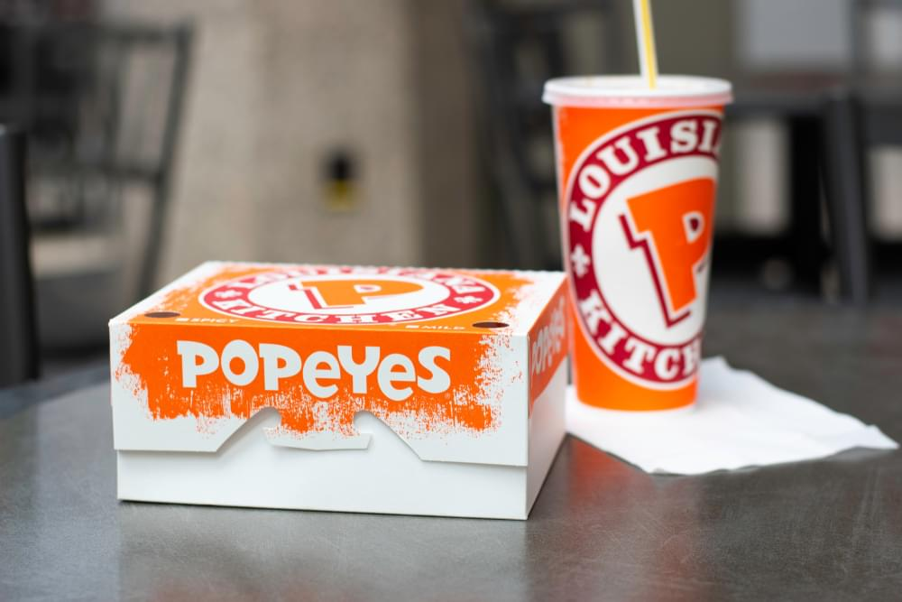 Popeyes Is Out of Chicken Sandwiches!