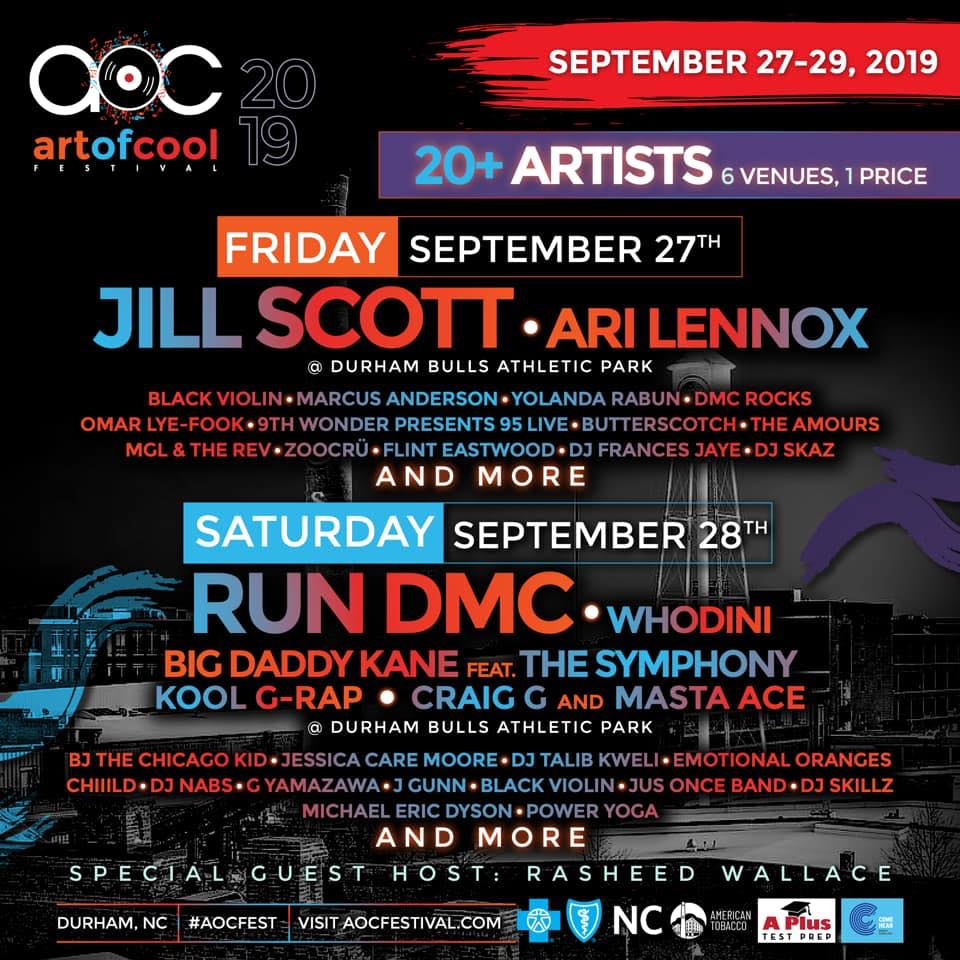 The Art Of Cool Festival