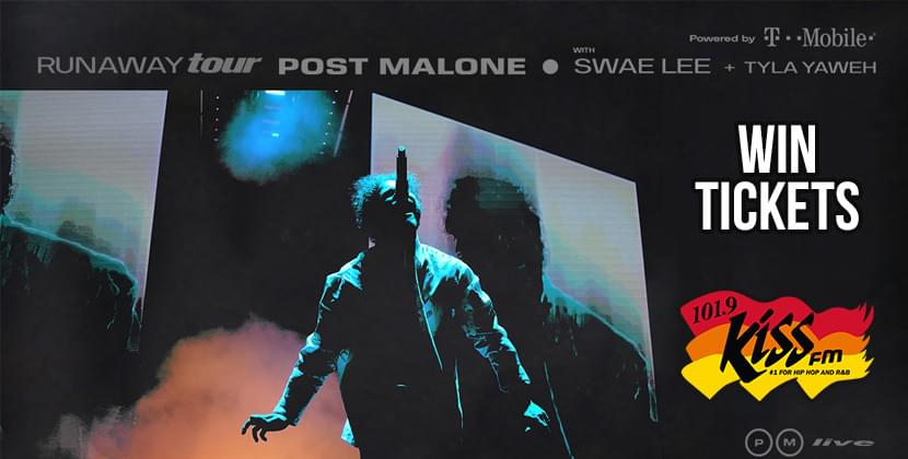 Win Tickets To Post Malone