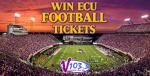 Win ECU Football Tickets