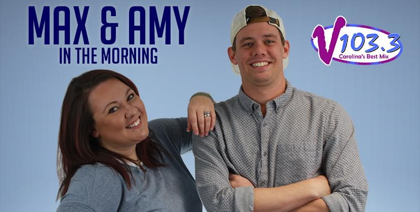 NEW: Max & Amy In The Morning!
