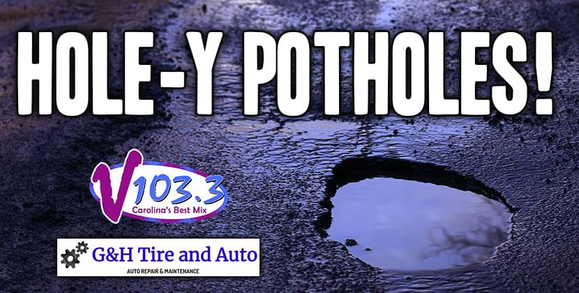 Holey Potholes, ENC!