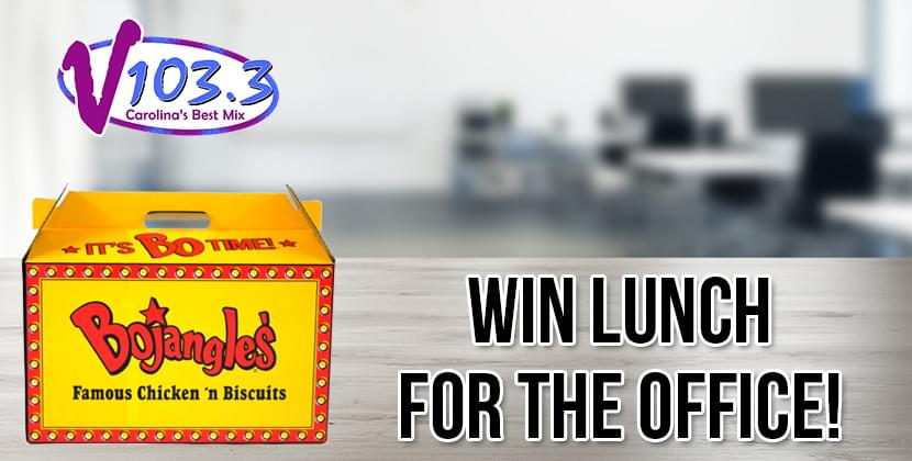 Ambush Your Office With Lunch From Bojangles'!