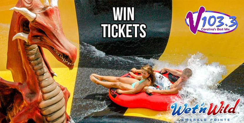 Win Your Tickets To Wet 'N Wild Emerald Pointe!