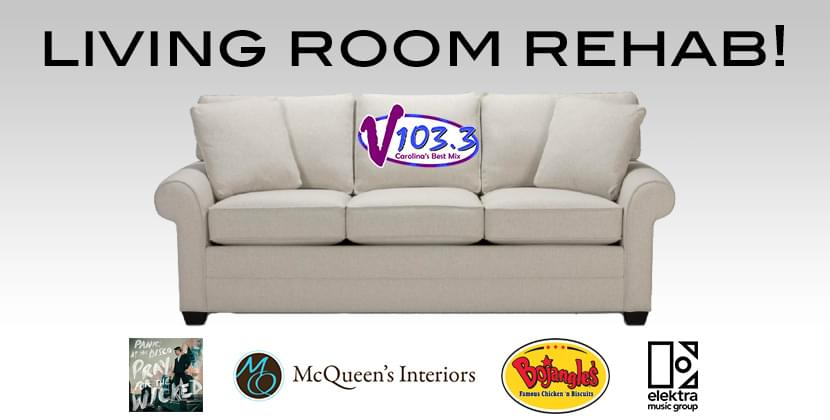 Nominate A Family For A Living Room Rehab!