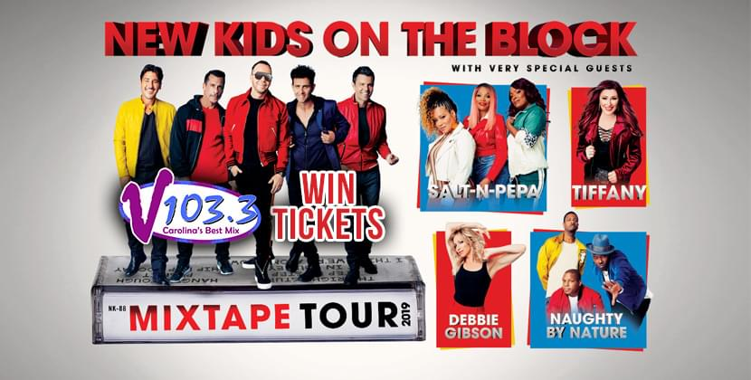 """Catch Max & Amy In The Morning To Win Tickets To """"The Mixtape Tour!"""""""