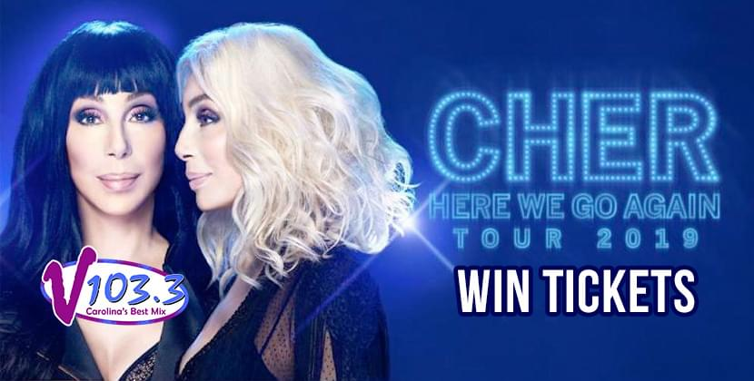 Win Tickets To Cher!