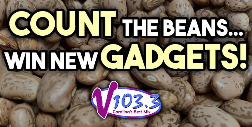 Be A Bean Counter To Win New Gadgets For The New Year!