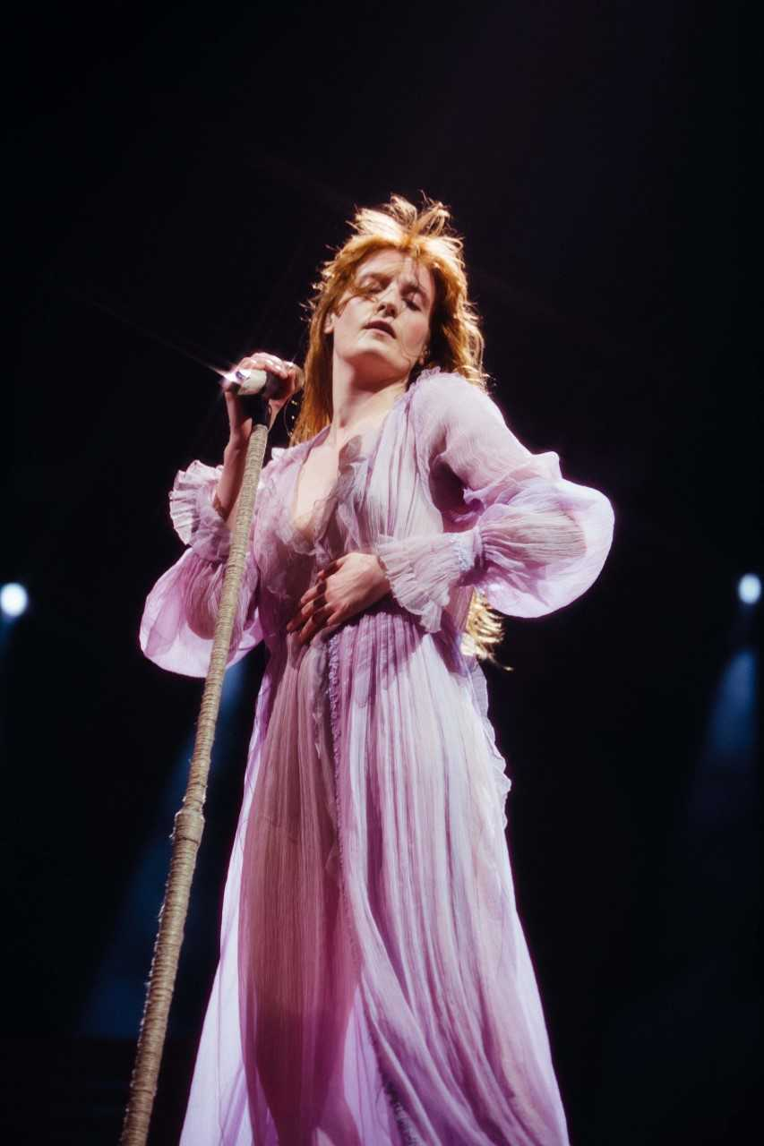Florence + The Machine!