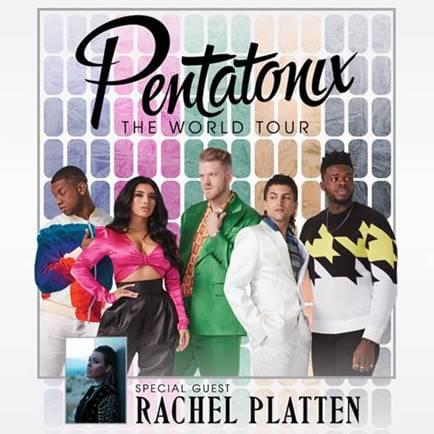 Pentatonix World Tour!