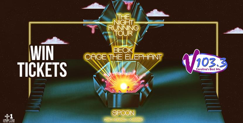 Win Tickets To Beck and Cage the Elephant!
