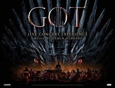 Game Of Thrones Live Concert Experience!