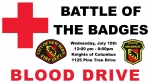 Battle of the Badges Blood Drive!