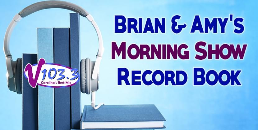 Morning Show Record Book