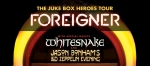 Foreigner's Juke Box Heroes Tour Featuring Whitesnake & Jason Bonham's Led Zeppelin Evening @ Coastal Credit Union Music Park