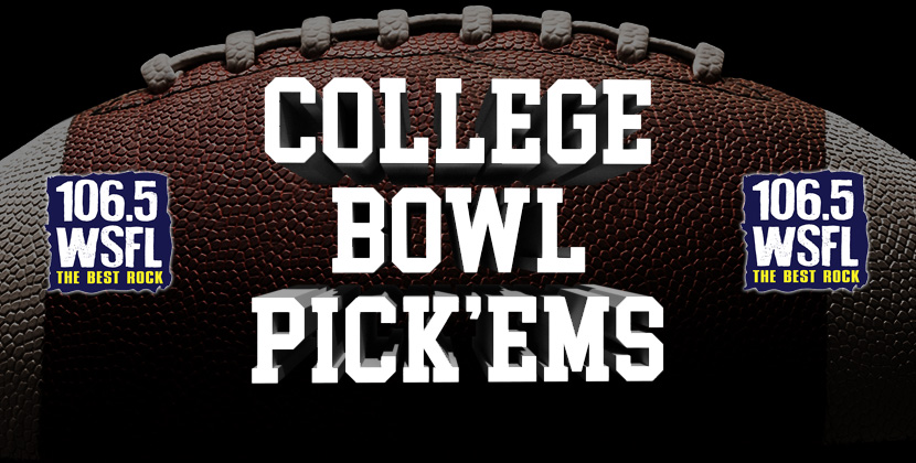 College Bowl Pick'Ems