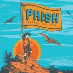 Phish @ Coastal Credit Union Music Park