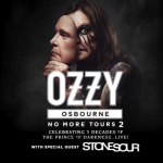 Ozzy Osbourne: No More Tours 2 @ Jiffy Lube Live, Bristow VA