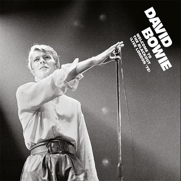 "Win David Bowie's Live 2CD Set ""Welcome to the Blackout"""