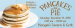 Pancakes for PIE to Benefit Partners In Education @ Morgan's Tavern & Grill, New Bern