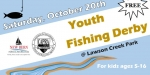 New Bern Parks and Recreation 2018 Youth Fishing Derby